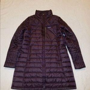 women patagonia jacket size xl